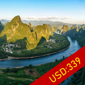 GuiLin 5 days 4 nights